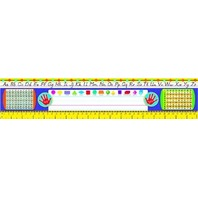 Grades 2-3 (Modern) Desk Toppers® Reference Name Plates