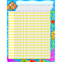 SEA BUDDIES INCENTIVE CHART LARGE