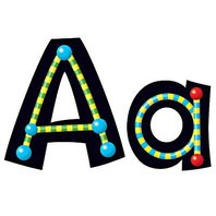 Trend Ready Letters 4-Inch Playful Combo Set (T79755MP)