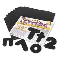 Trend Ready Letters 4-Inch Casual Combo Set (T79901)