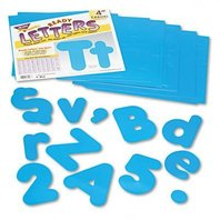 """Ready Letters Casual Combo Set Blue 4""""h 182/Set"""