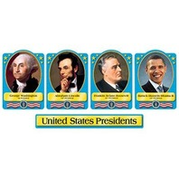 U.S. Presidents Bulletin Board Sets / BBS; no. T-8065