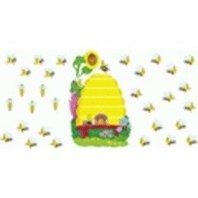 Busy Bees Job Chart Plus Bulletin Board Sets / BBS; no. T-8077