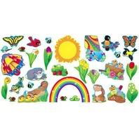 Spring Things Bulletin Board Set