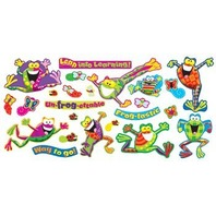 Frog-tastic Mini Bulletin Board Set/BBS