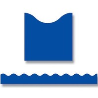 BBS Bulletin Board Sets Terrific Trimmers: Royal Blue; no. T-91318