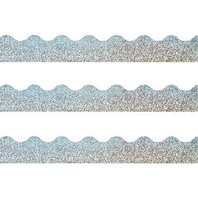 BBS Bulletin Board Sets Terrific Trimmers: Silver Sparkle; no. T-91408