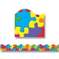 Terrific Trimmers: Bulletin Board (Jigsaw No. T-92144)