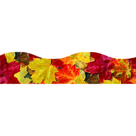 FALL LEAVES TERRIFIC TRIMMERS NEW