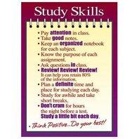 Argus Poster: Study Skills