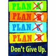 Plan A. Plan B. Plan C. Plan...