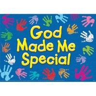 Argus Poster: God Made Me Special