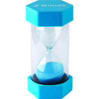 LARGE SAND TIMER 2 MINUTE