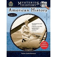 Teacher Created Resources Mysteries In History American History