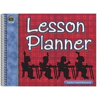 Teacher Created Resources Lesson Planner
