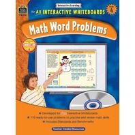 Interactive Learning: Math Word Problems (Gr. 4)