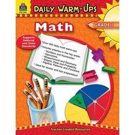 Daily Warm-Ups: Math, Grade 3
