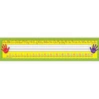 Teacher Created Resources Super Jumbo Right/Left Alphabet Name Plates (4303)