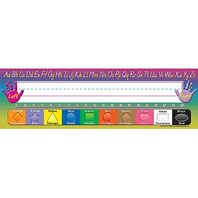 Teacher Created Resources Modern Printing Name Plates, Flat (4307)