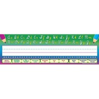 Teacher Created Resources Cursive Writing Name Plates, Flat (4308)