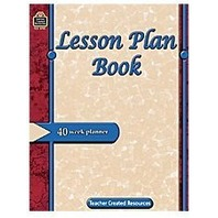 Teacher Created Resources Lesson Plan Book