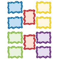 Teacher Created Resources Blank Cards Accents, Polka Dot (4757)