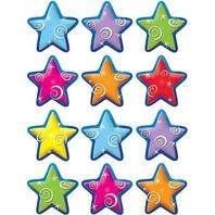 Teacher Created Resources Mini Accents, Stars (5125)