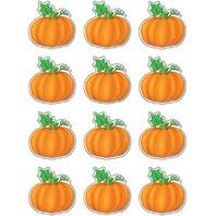 Teacher Created Resources Mini Accents, Pumpkins (5129)