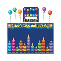 Teacher Created Resources Birthday Graph  Bulletin Board