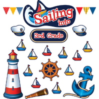 SAILING INTO BULLETIN BOARD