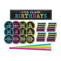 CHALKBOARD BRIGHTS MINI BB SET