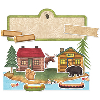 RUSTIC RETREAT BB SET FROM DEBBIE