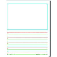 SMART START 1-2 STORY PAPER 100