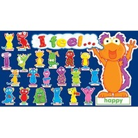 Teachers Friend Tf-8087 Monster Feelings Mini Bb Set