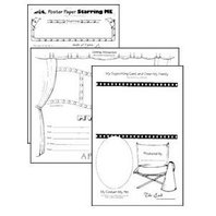 POSTER PAPERS STARRING ME 30/PK 2-