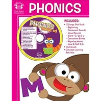 Workbook Songs That Teach Phonics