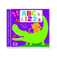 ABCS & 123S CD