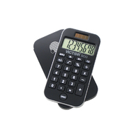 POCKET CALCULATOR W/ ANTIMICROBIAL
