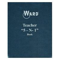 Ward Teacher 5 - N - 1 Book; no. WAR51