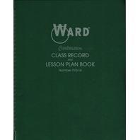 Class Record & Lesson Plan Combo Books