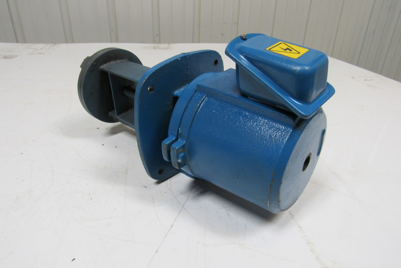 Details about   Da Kang Pump Industrial DV2518 Coolant Pump & Motor 1/4HP 230/460V 2850/3400 RPM