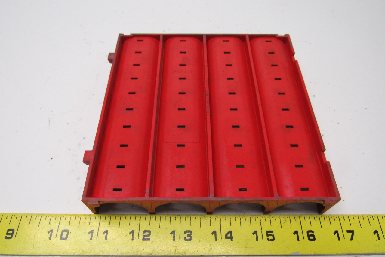 Lista Sgt 4 4 Slotted Grooved Drawer Tray Lot Of 16 W 12