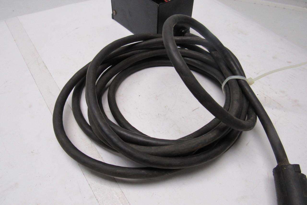 Welder Remote Rheostat Wiring