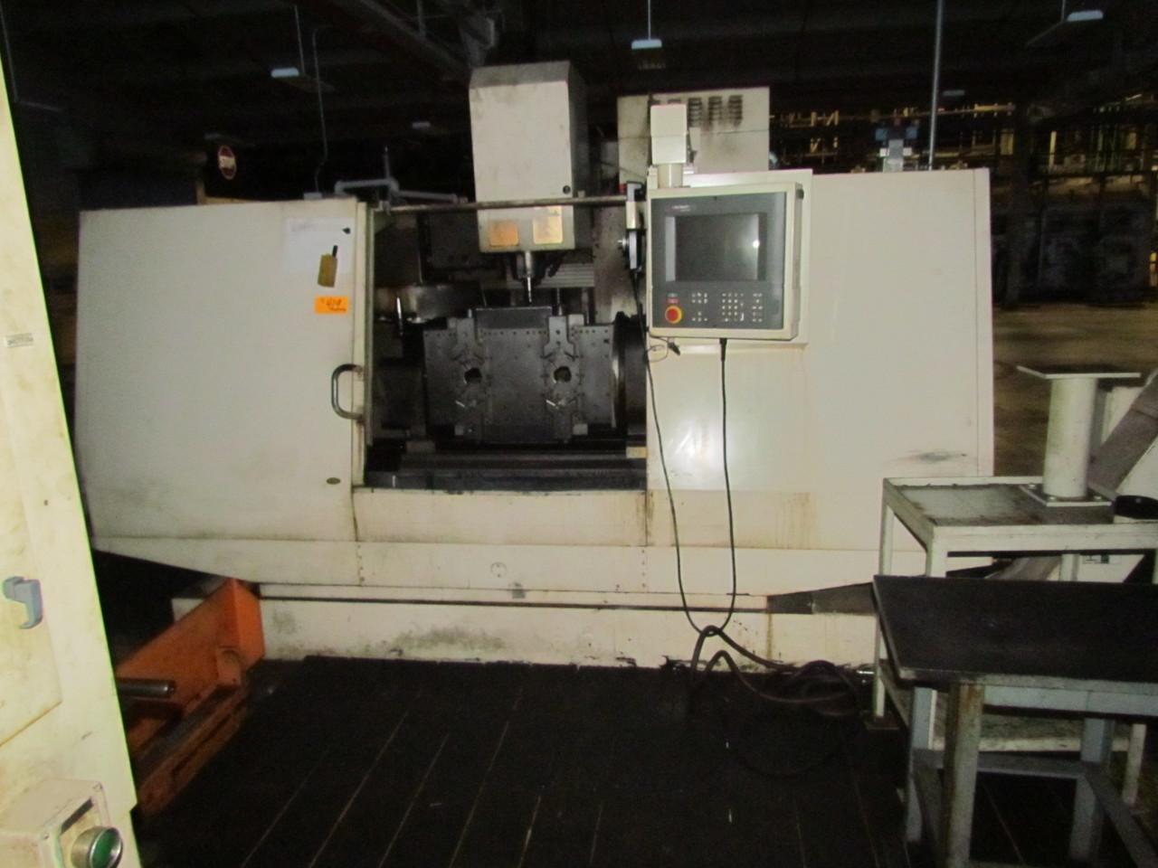 Cincinnati Sabre 1000 ERO Vertical Machining Center 20x44