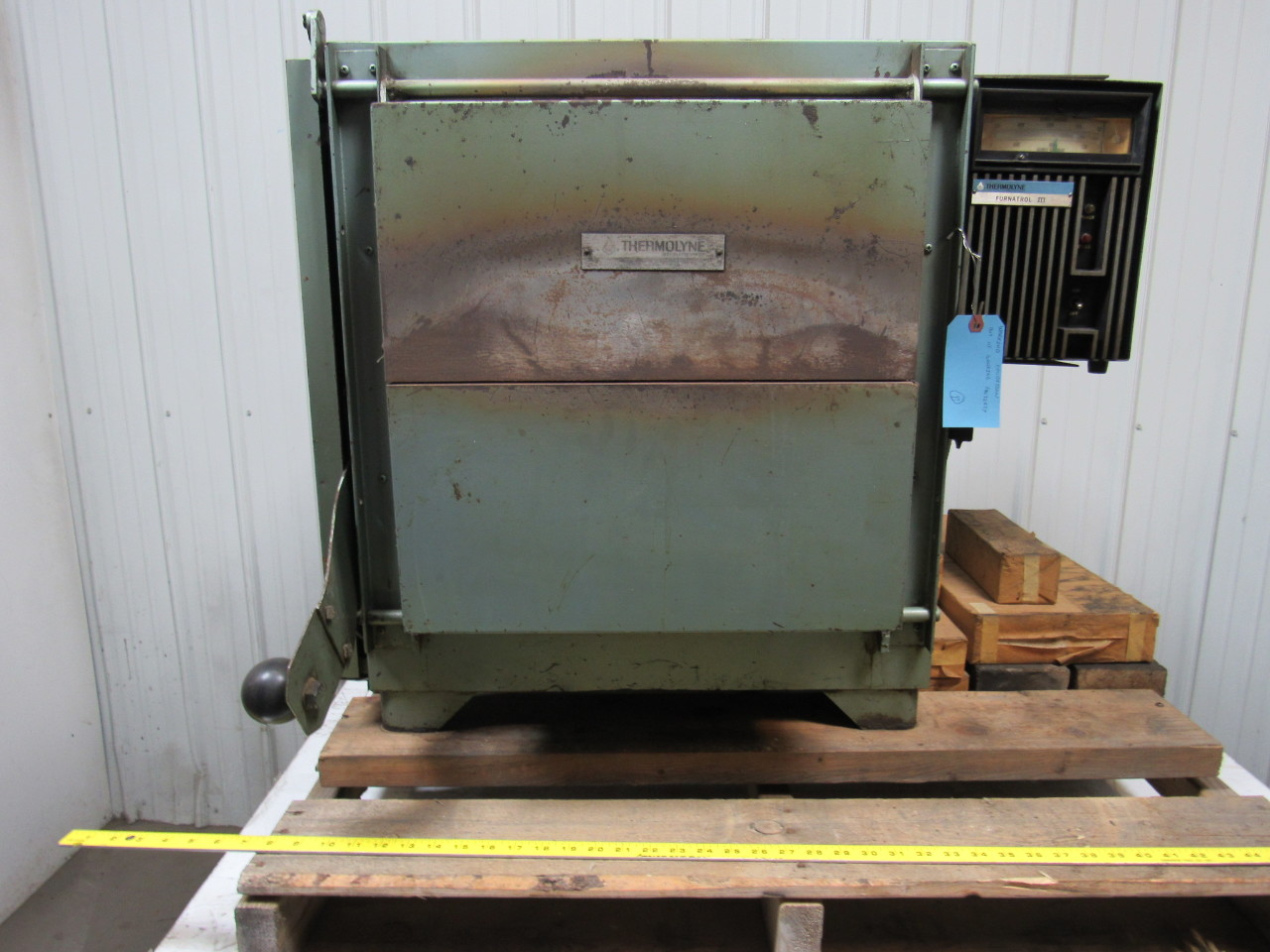 Heat Treating Oven : Thermolyne f electric oven v ph w