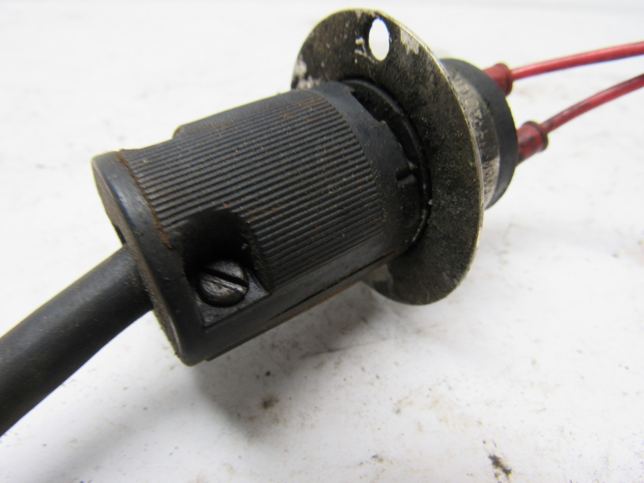 Stuff midget electrical two prong plug like