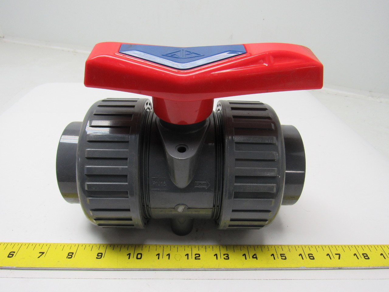 Pgc pvc ball valve union socket ebay