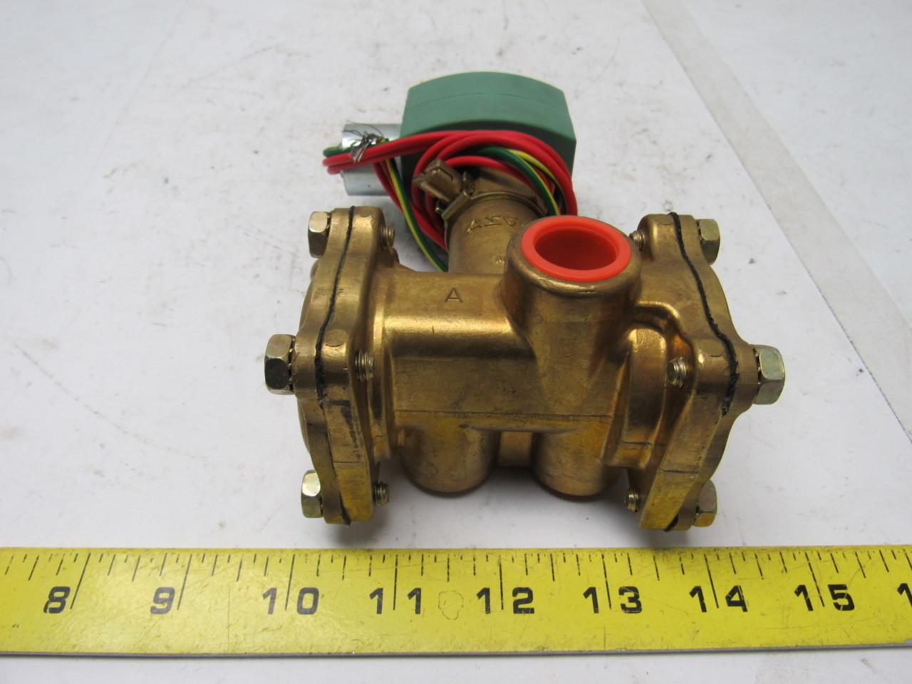asco 3 way solenoid valve pdf