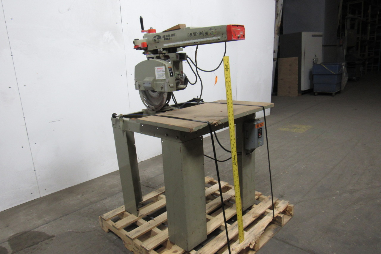how to make a radial arm saw table