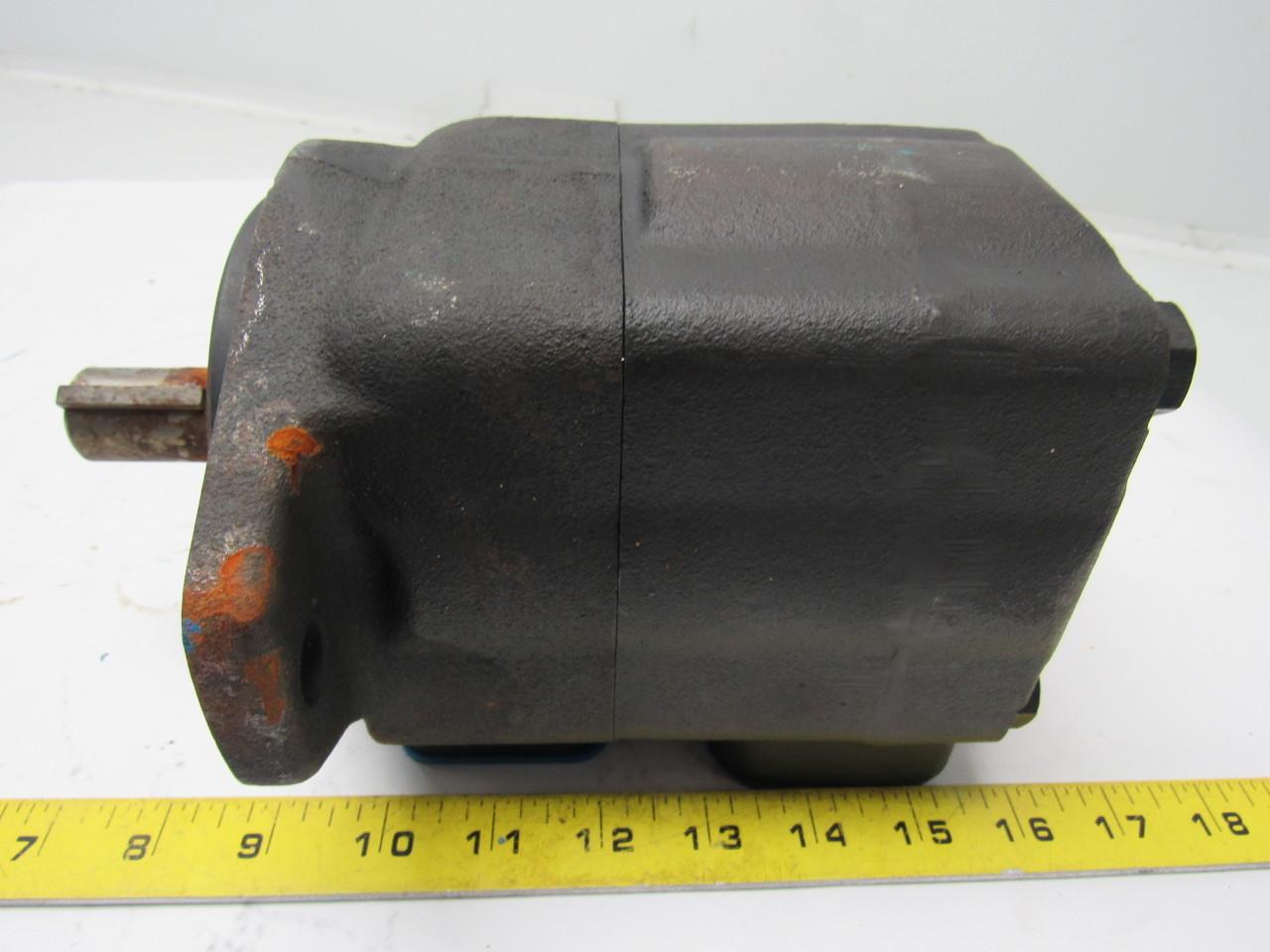 Benchmark/Vickers 25V21A-1C22 Rebuilt Hydraulic Single Vane Pump 7/8